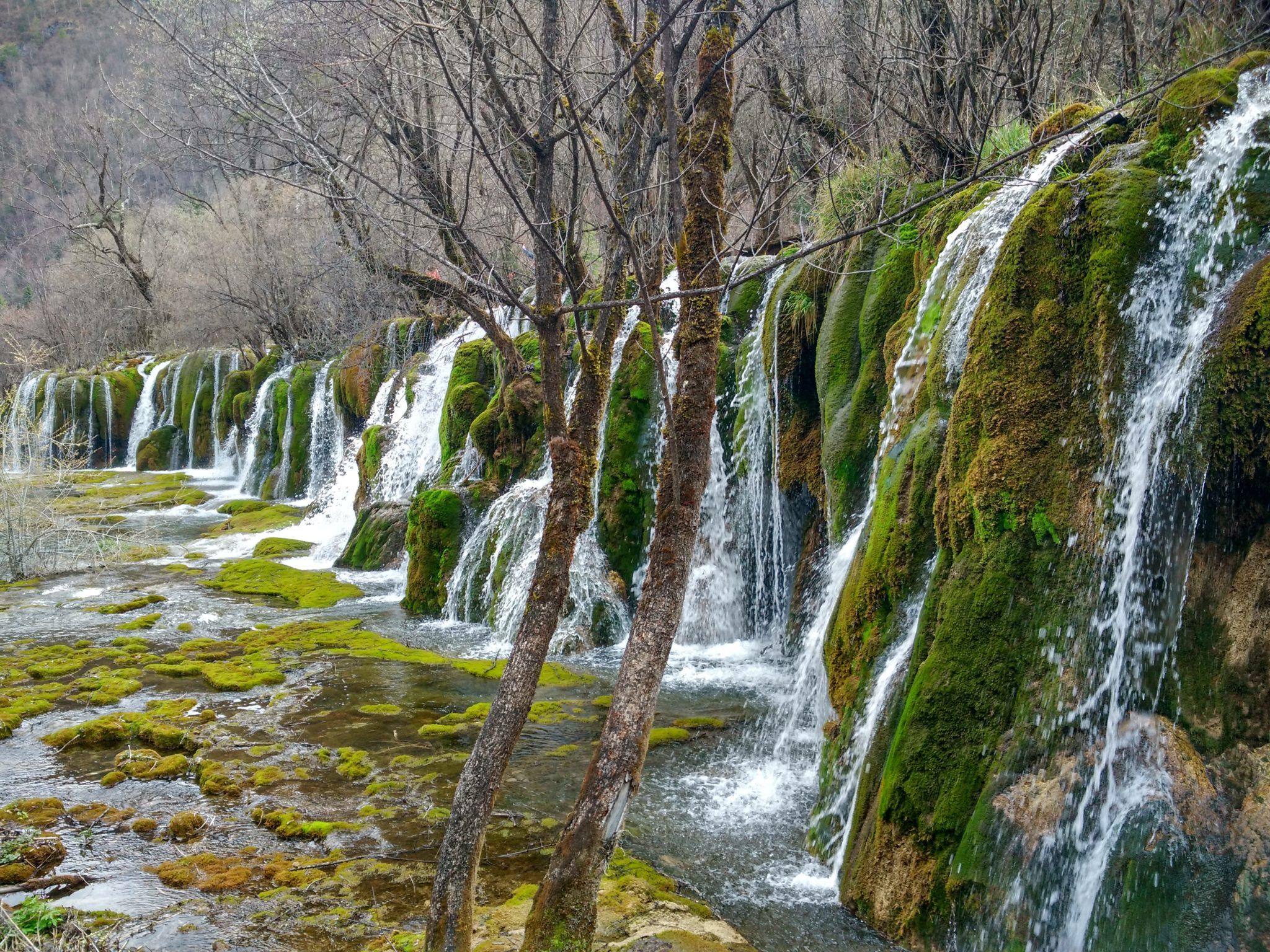jiuzhaigou - lago