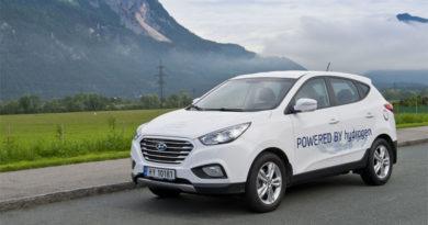 Auto a idrogeno: da Bruxelles a Napoli a zero emissioni