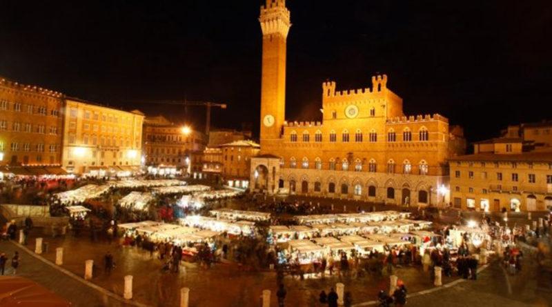 Siena si accende con il Natale