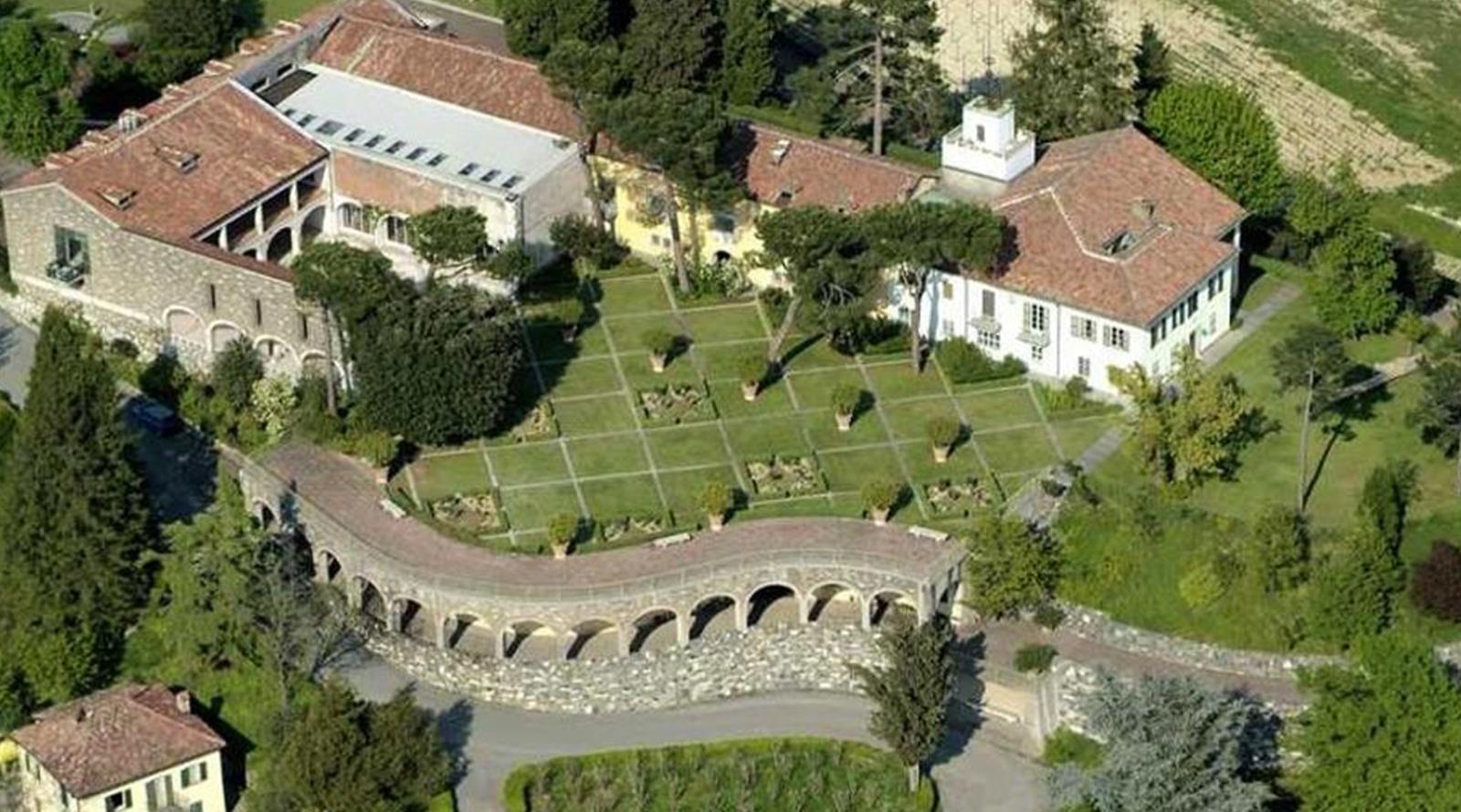 Villa ottolenghi il giardino degli artisti weekend premium - Il giardino degli artisti ...