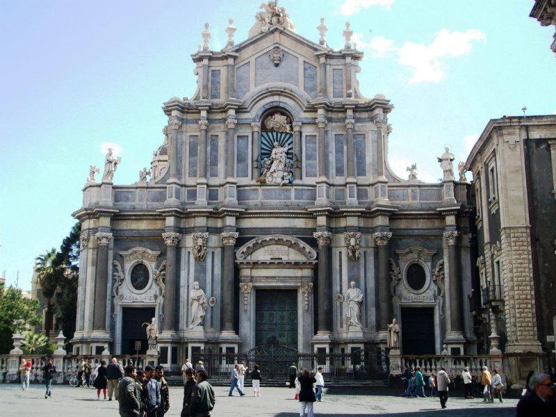 Catania Cattedrale di S. Agata