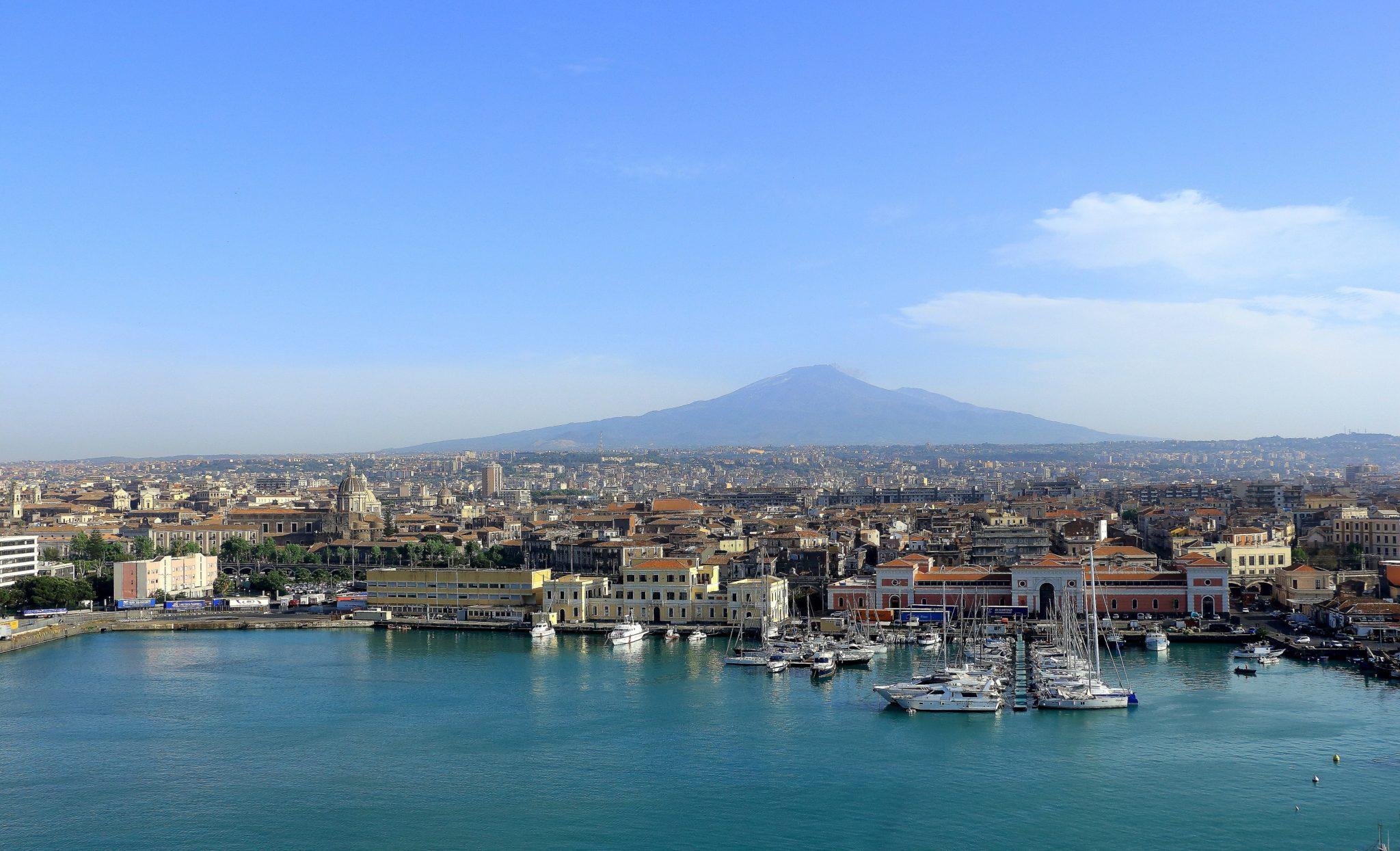 Catania - porto
