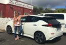 Alla scoperta di  Tenerife, isola green,  alla guida della Nissan LEAF, l'auto 100% elettrica a zero emissioni  che si guida solo con un pedal(e)