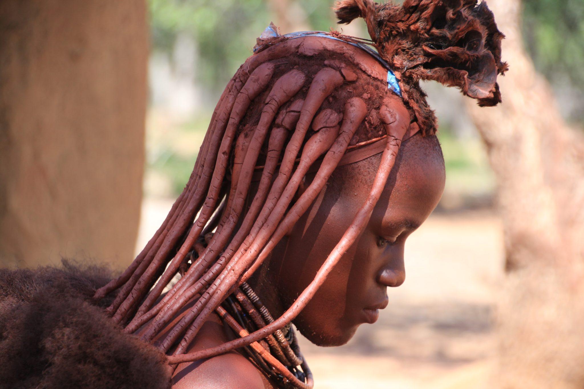 Namibia - donna Himba