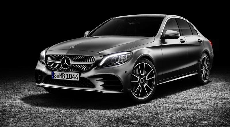 Mercedes Classe C 2018: il restyling a Ginevra
