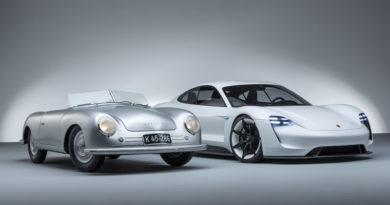 Porsche 70 anni