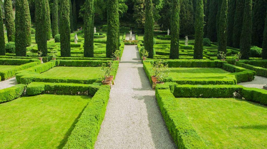 Gap gardens giardini giusti verona italy image no