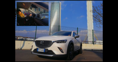 """Weekend nella """"nuova Milano"""" con Mazda CX-3 Pollini"""