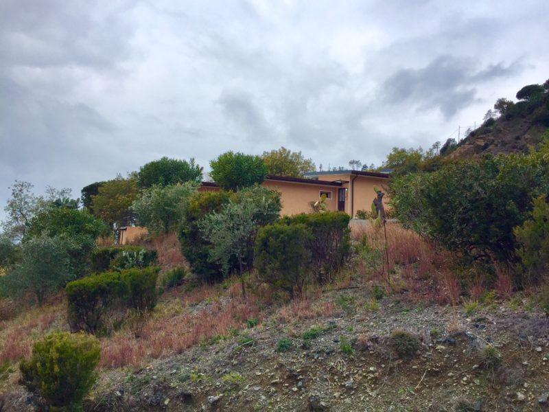 Bonassola le casette del resort La Francesca