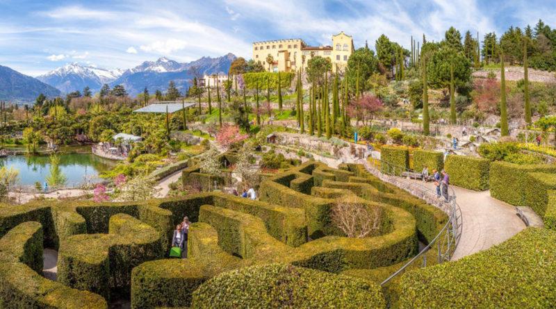 Weekend premium consigli idee e ricette di viaggio per - Giardini di marzo collezione ...