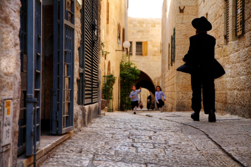 Risultati immagini per gerusalemme quartiere ebraico