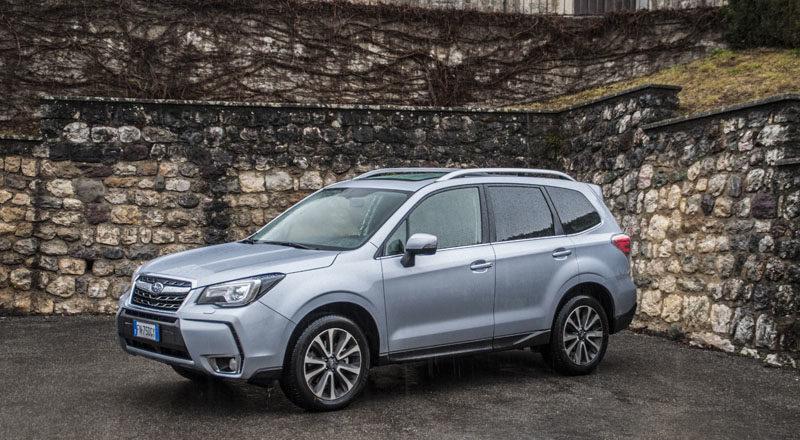 Subaru Forester, perfetto compagno per un weekend in Val Taleggio