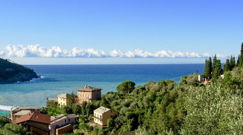 Bonassola; Liguria; Mare