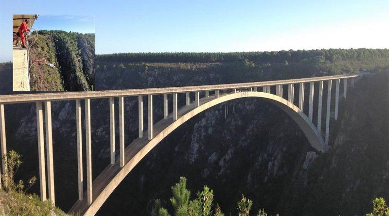Bloukrans - Bridge