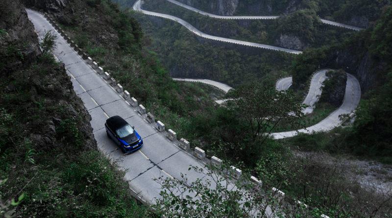 Range Rover Sport SVR, record sulla strada più pericolosa del mondo