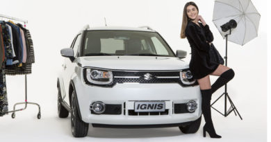 Suzuki Ignis Ginza
