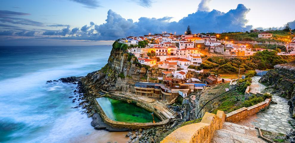 Portogallo villaggio costiero