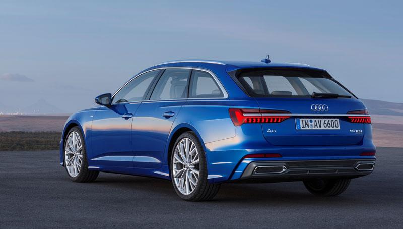 Nuova Audi A6 Avant