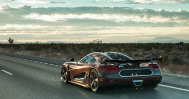 Auto più veloce del mondo