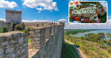Castiglione del Lago: la fortezza sul Trasimeno