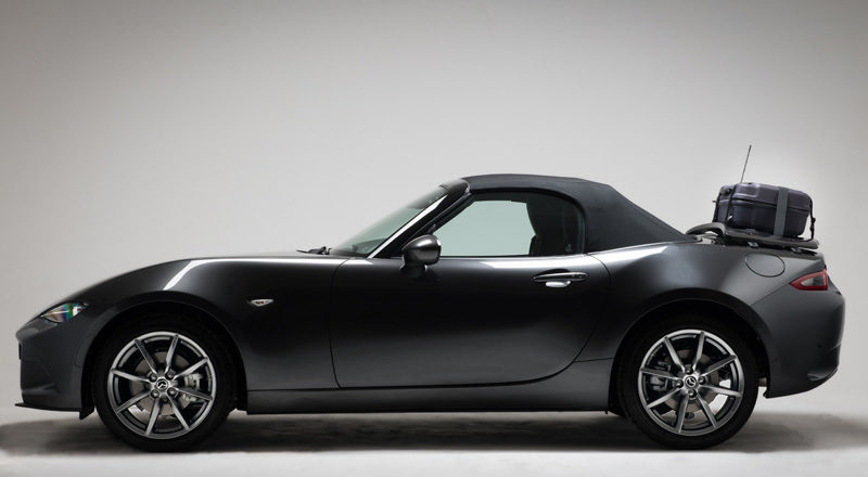 Mazda MX-5 Grand Tour: la viaggiatrice