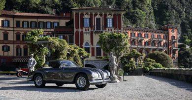 Auto d'epoca: Villa d'Este Style, capolavori sul lago