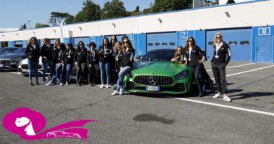 Donne alla guida: emozioni rosa in pista
