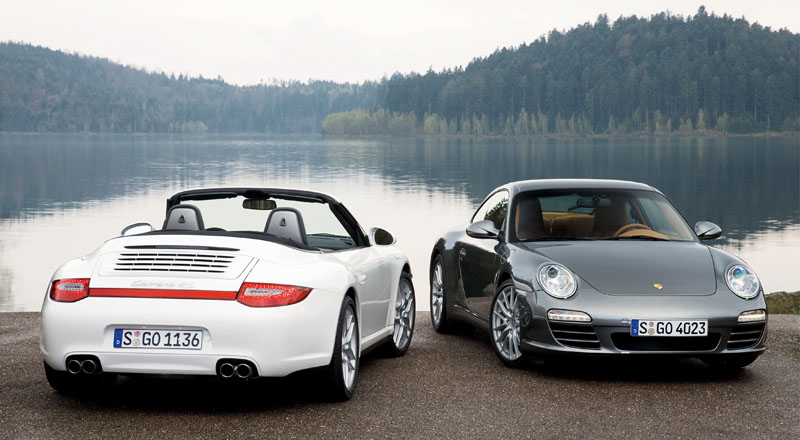 70 anni Porsche