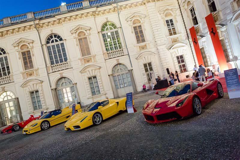 02c8bcd3a6188d Salone Parco Valentino  a Torino fra auto e storia - Weekend Premium