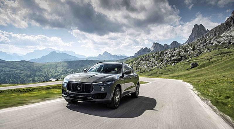 Noleggiare una Maserati