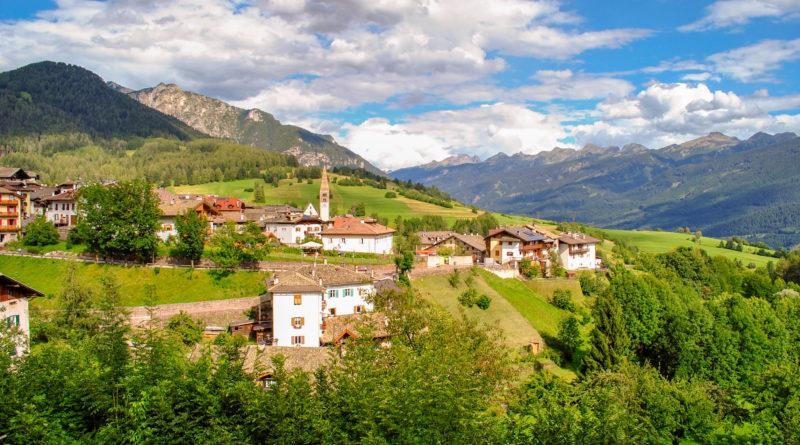 Citroën C3 Aircross: alla scoperta delle Dolomiti