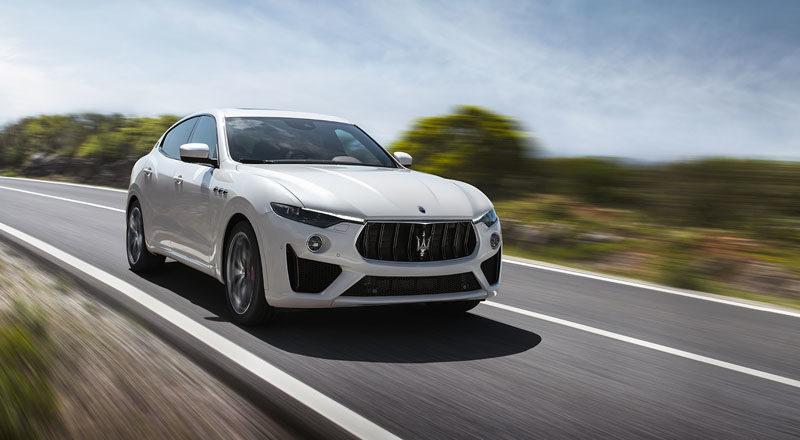 Maserati Levante GTS: arriva il super V8