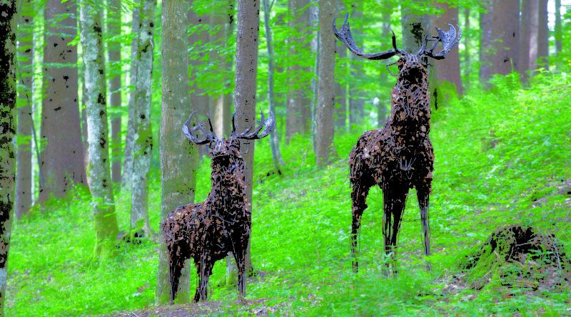ESTATE IN MONTAGNA: In Trentino tra arte e natura