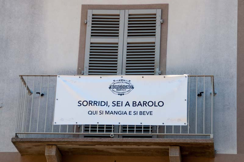 Weekend a Barolo