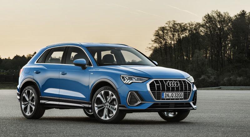 Audi Q3 2019: SUV premium per definizione