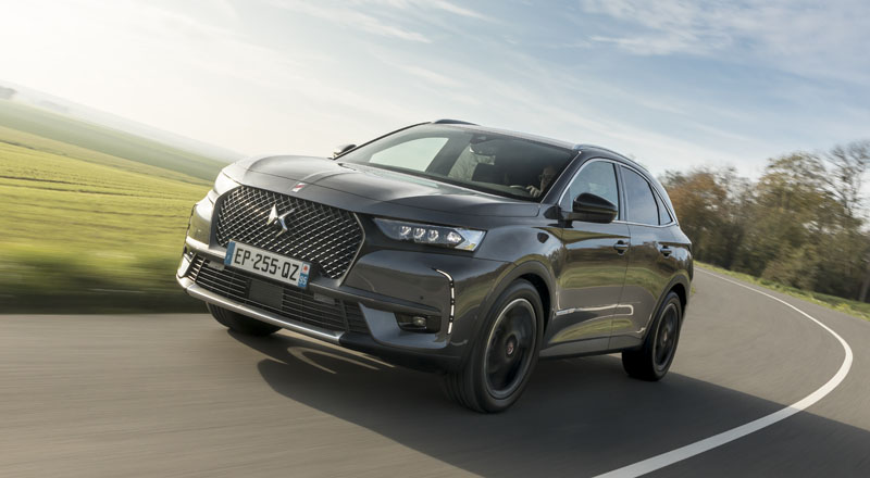 DS 7 Crossback Summer Tour