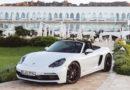 Porsche 718 Boxster: sensazioni forti in Barbagia