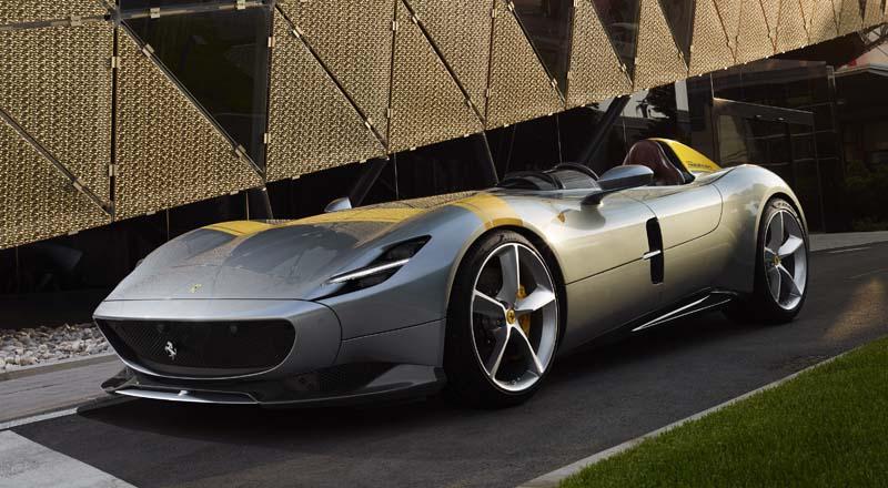 Ferrari Monza SP1 ed SP2