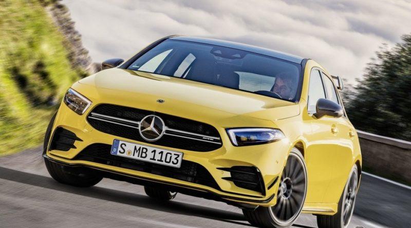 "Mercedes classe A AMG 35: ""l'ultima"" della lista"