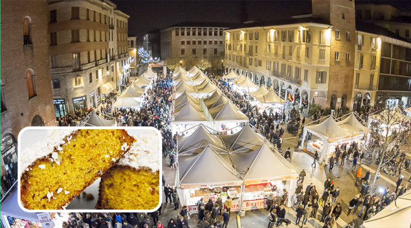 A Cremona per la Festa del Torrone, che quest'anno celebra la grande Mina (1° giorno)
