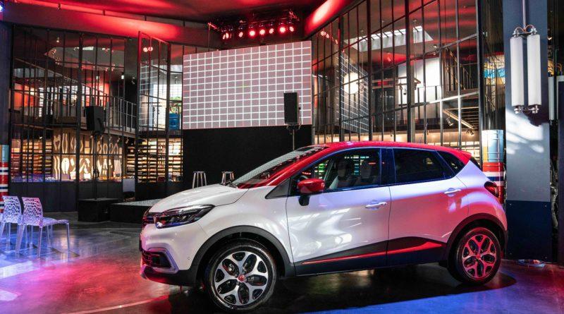 Renault Captur Tokyo Edition: un'esclusiva WeekendCar, prima auto acquistabile unicamente tramite social