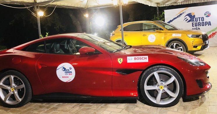 Ferrari Portofino e DS7 Crossback premiate