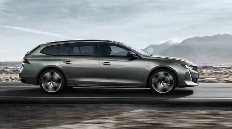 Peugeot 508 SW: nuova station premium di design