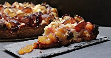 Dall'Inghilterra un dolce tradizionale, il  plum-cake