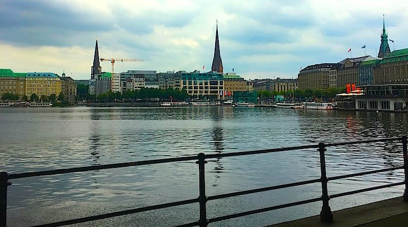 Amburgo in 7 mosse, La Porta green della Germania
