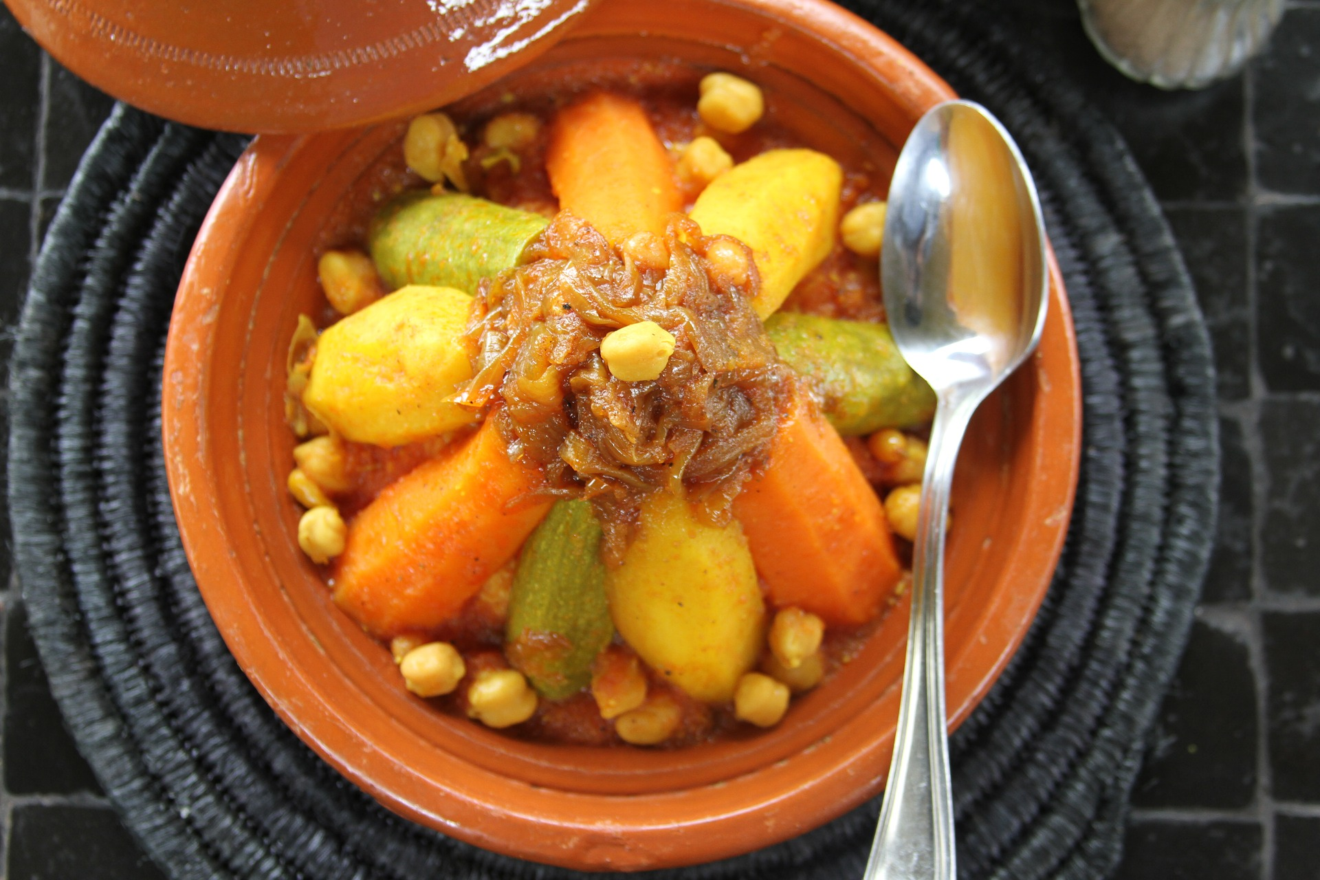Marocco cena a tema