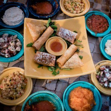Marocco cena tema