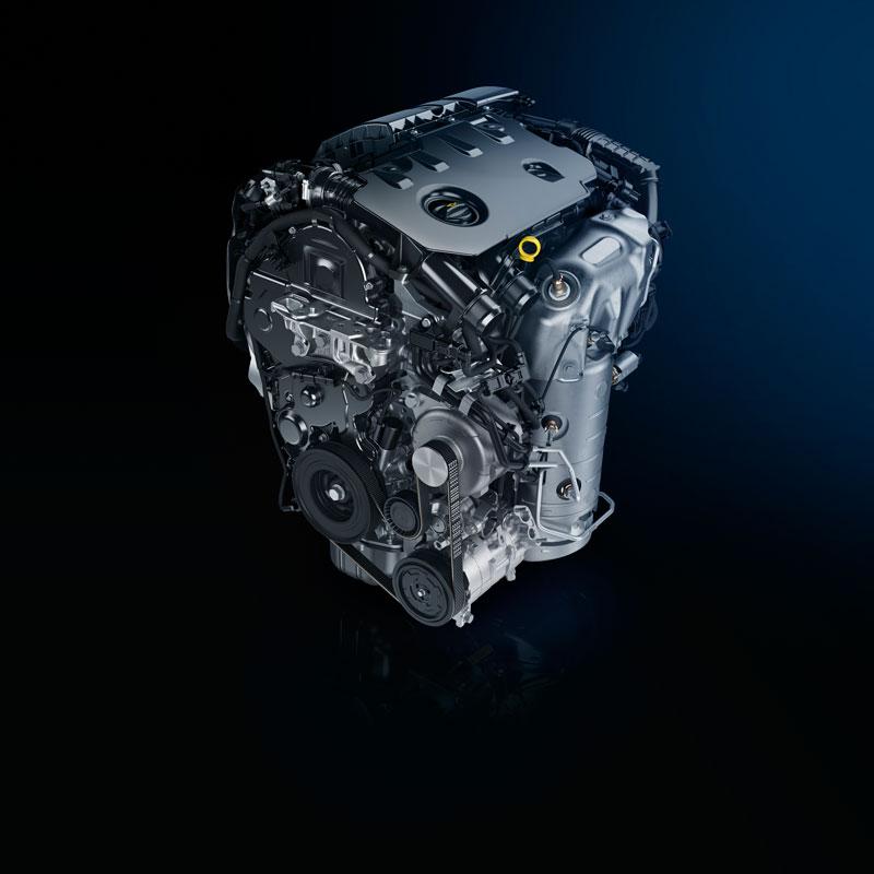 Il nuovo motore di Diesel 1.5 BlueHDi 130 S&S di PSA