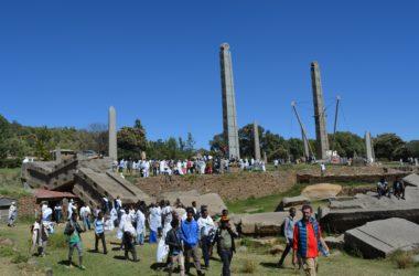 La piana di Axum