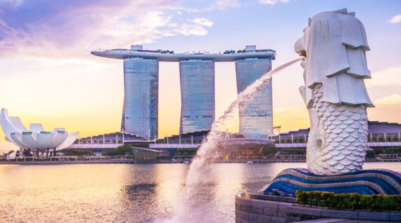 romantico luogo di incontri a Singapore